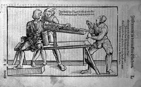 Fabricius Hildanus e la chirurgia tedesca nel XVI secolo