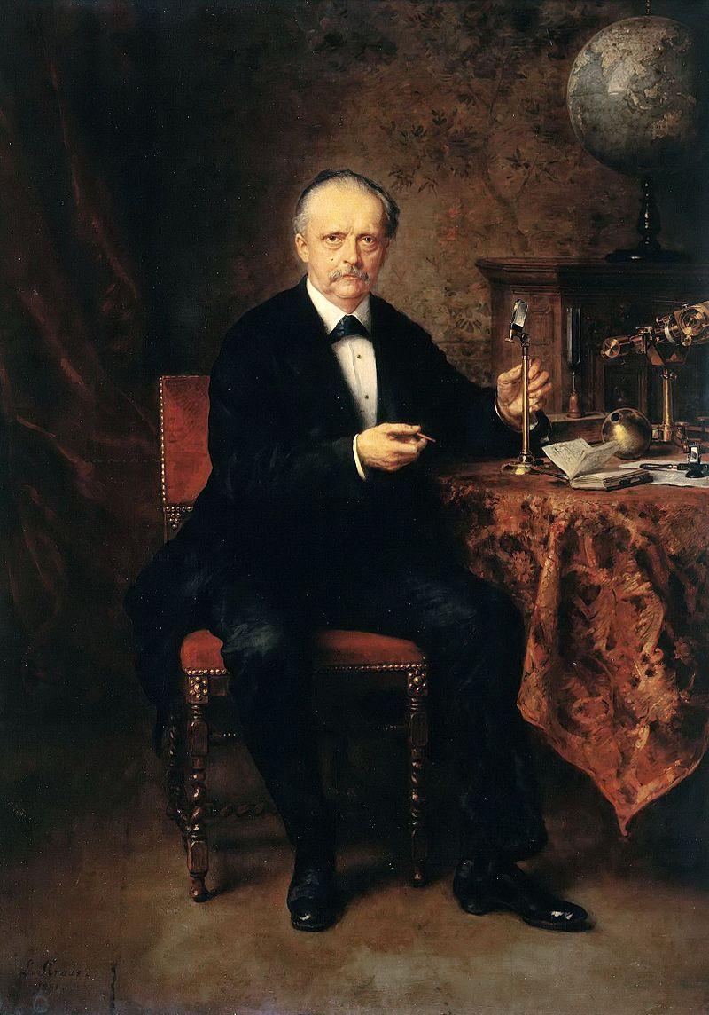 Carl Ludwig e la fisiologia di Lipsia