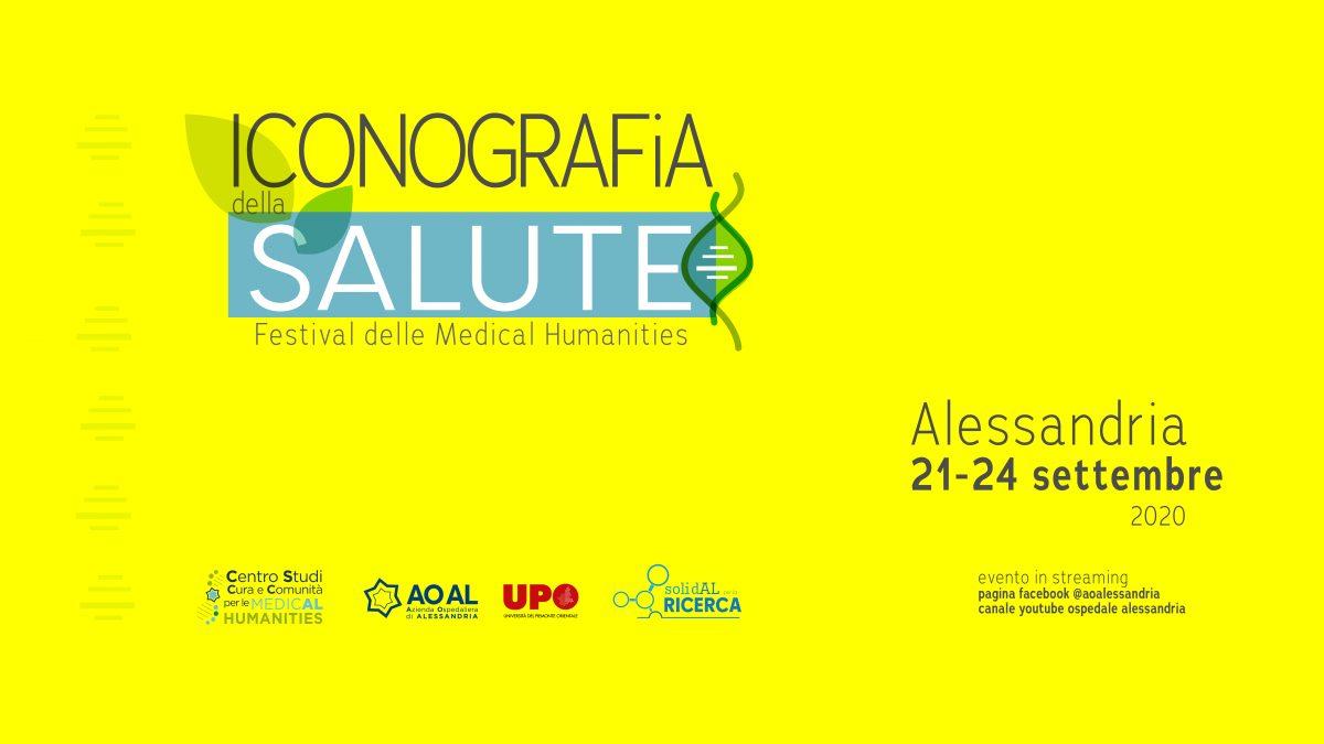 Iconografia della Salute: il festival delle Medical Humanities dal 21 al 24 settembre