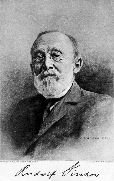 La scoperta di Virchow e la classificazione delle malattie