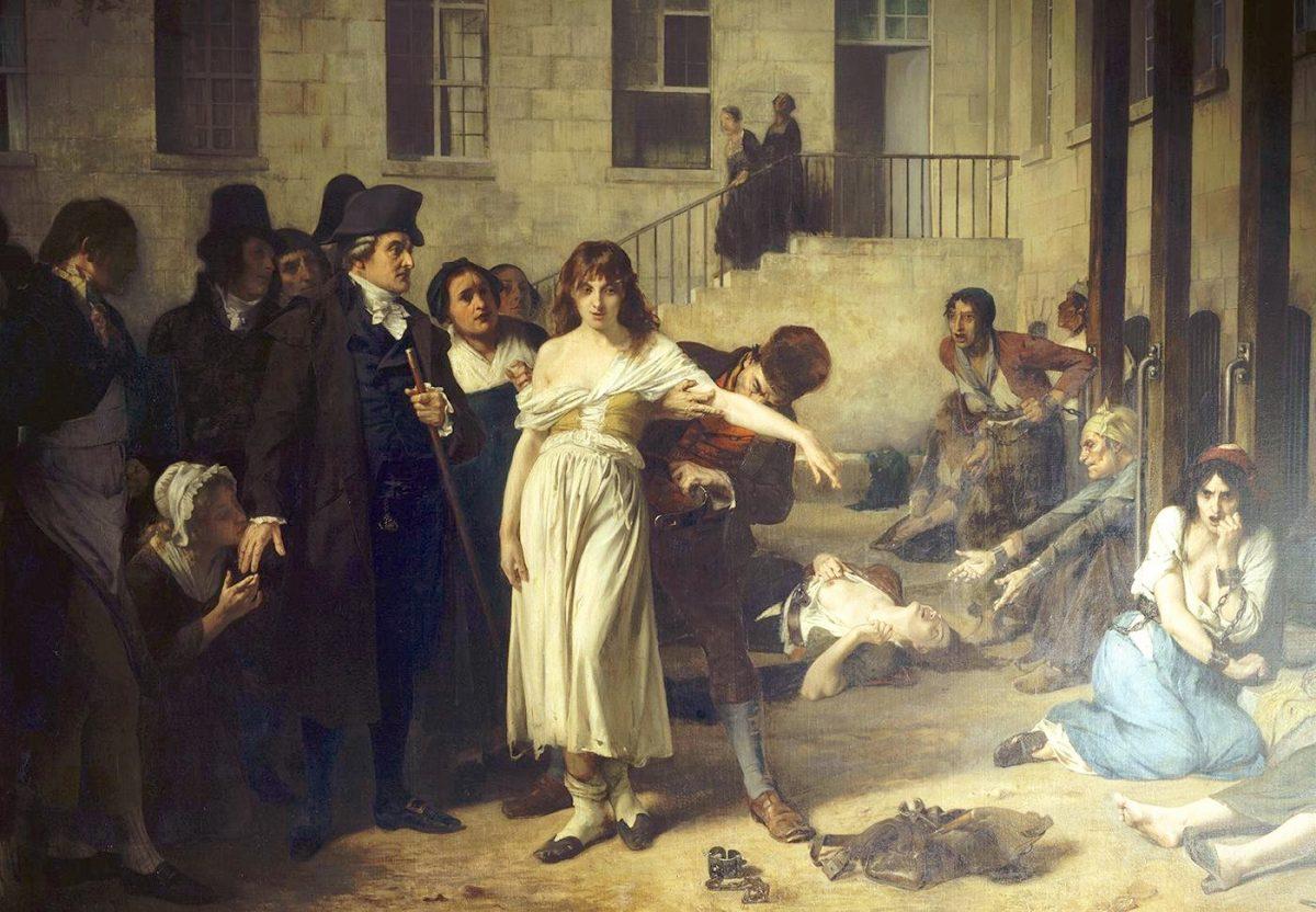 Le pazze di Salpêtrière: un romanzo racconta le loro storie