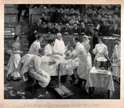 Chirurgia e arte: una storia di secoli