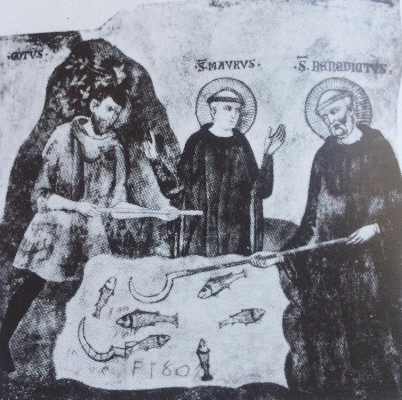 Un nuovo modello di assistenza: la medicina monastica medievale