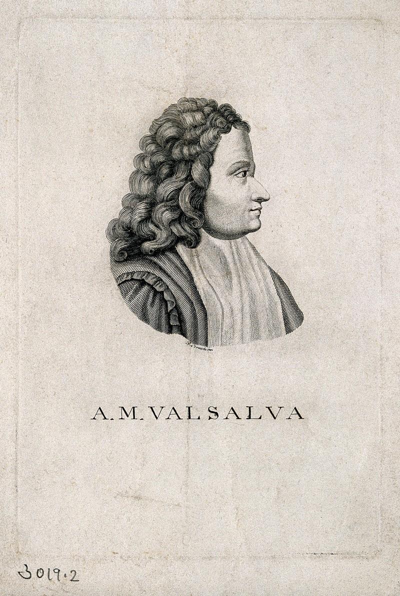 Antonio Maria Valsalva: il maestro di Morgagni