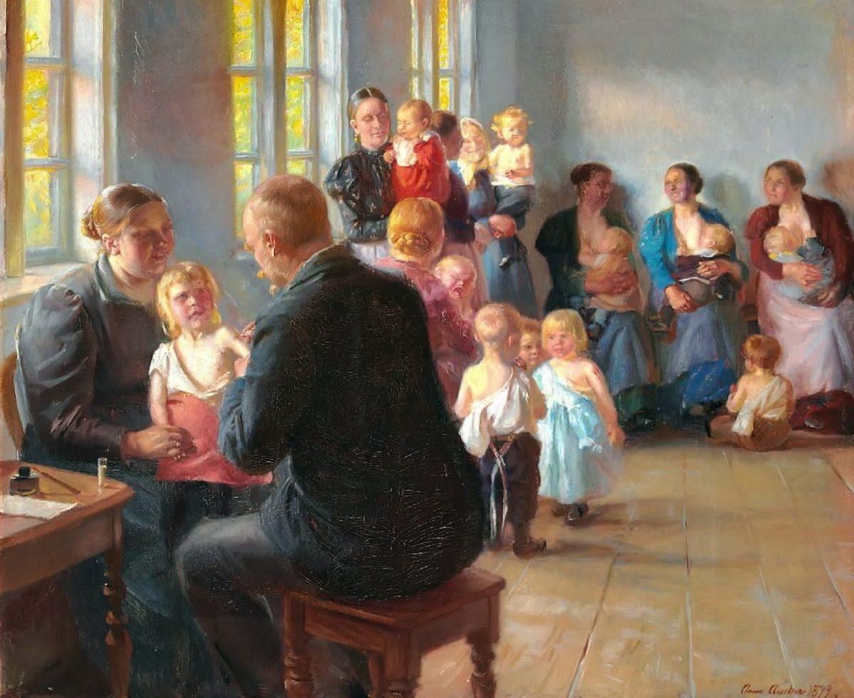 L'inventore del vaccino: Edward Jenner