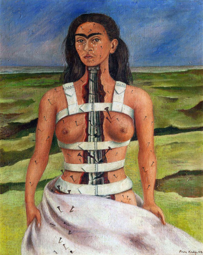 Colonna Rotta - Frida Khalo