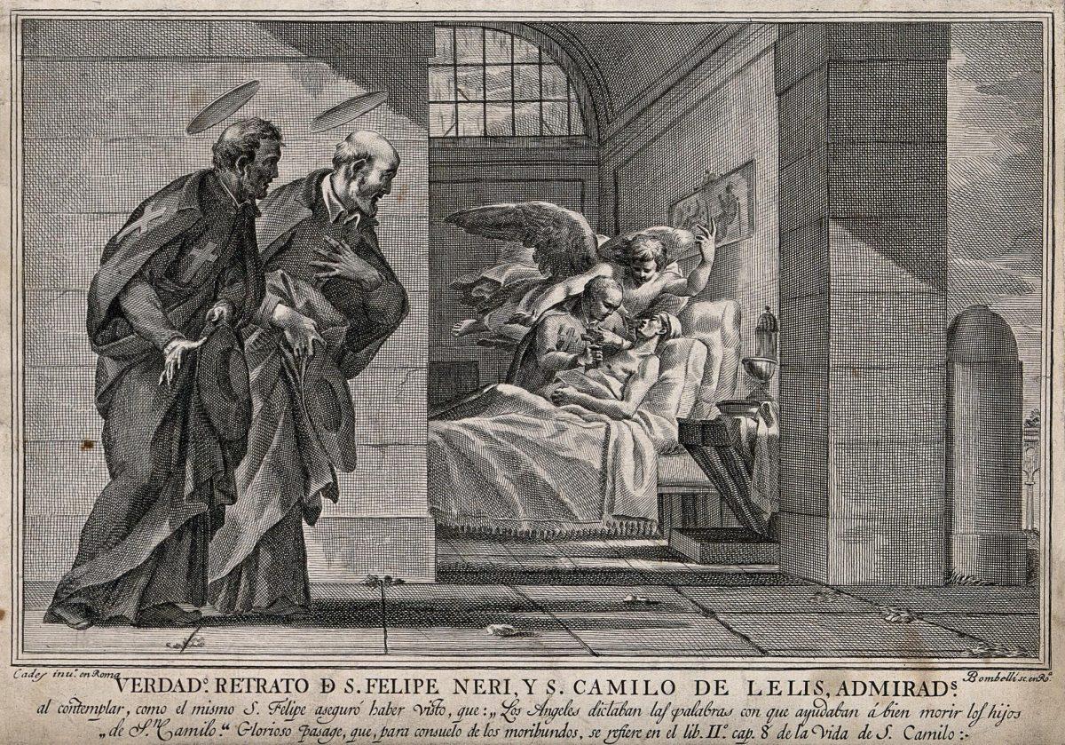 La spiritualità come professione: San Camillo de Lellis